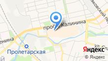 Accessmarket на карте