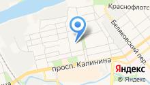 1-й переулок Красной Слободы, 3, ТСЖ на карте
