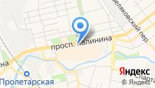 Homebeads.ru на карте