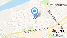 Спортмайер на карте