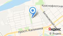 VipCar69, транспортное агентство на карте