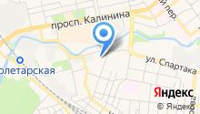 AutoPersona на карте