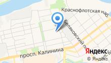 Сайт Про на карте
