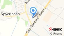 Bravoмебель на карте