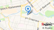 EnotCool на карте