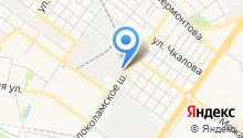 Tverkorm.ru на карте