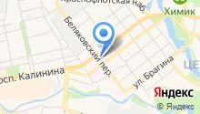 GPS-PORT на карте