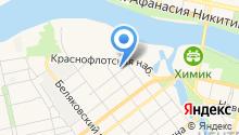 Accenture на карте