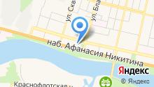 """""""Лендинг пейдж Тверь"""" - Онлайн сервис на карте"""