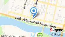 ARISTO на карте