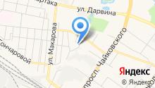 1-Я СУВОРОВА, ТСЖ на карте