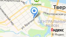Beautiful Tver на карте