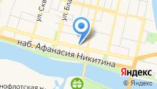 La Porte на карте