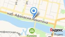 1С-Гэндальф на карте
