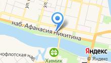 ANNA BAKLANOVA на карте