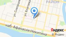 *престиж дом* на карте