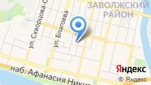 Joker Bar Style на карте