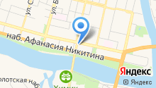MARAFET на карте
