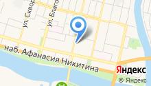 Riso на карте