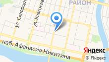 Profi club на карте