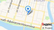 Sansar на карте