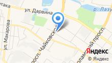Major Express на карте