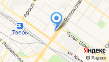 Moika Blesk на карте