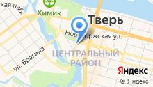 LimeStudio на карте