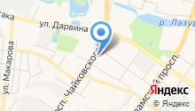 Awara на карте