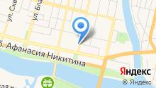 Fleur на карте