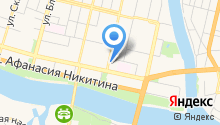 LOVELY на карте