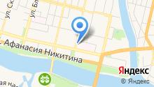 INSIDE на карте
