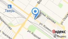 Isiton на карте