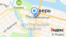 Super Офис на карте