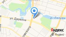 TVERBILET на карте