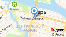 BRENDOVO на карте