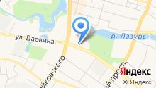 E-store на карте