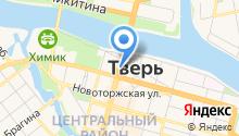Unite на карте