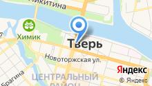 iPanda на карте