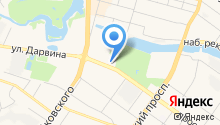 KOSMOS на карте