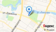 Shop-Logistics на карте