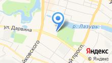Getmart.ru на карте
