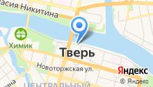 Babushka на карте