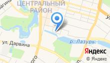 *русское тепло* - отопление на карте