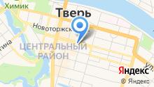 Adelphi на карте