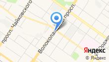ANGAR на карте