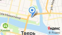 SnS на карте