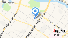 Detailina на карте