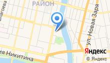 Boston на карте