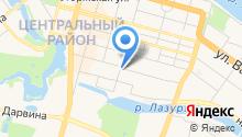CHOP-CHOP на карте